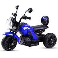Baybee Street Rechargeable Battery Operated Ride-on Bike and Baby Ride on/Kids Ride on Toys -Kids Bike - Baby Bike for…