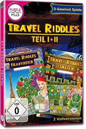 Travel Riddles 1 und 2 Standard [Windows 7/8/10], gebraucht gebraucht kaufen  Wird an jeden Ort in Deutschland