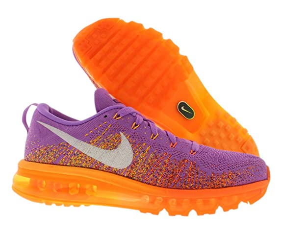 the latest db2cb 1b382 ... Men Blue Orange Red Nike Flyknit Air Max nike flyknit air max womens  running trainers 620659 sneakers shoes (uk 7 us 9.5 eu ...