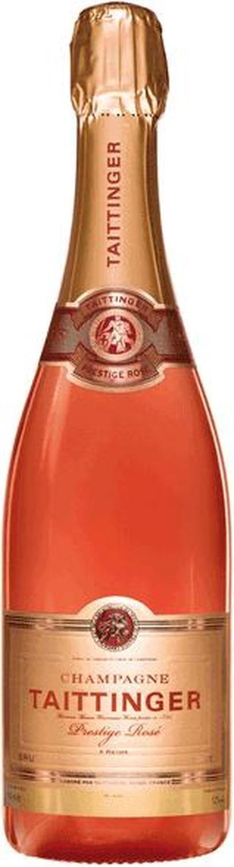 Brut Prestige Rosé 3 x MAGNUM Champagne Taittinger