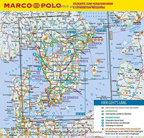 MARCO POLO Reiseführer: MP Südschweden, Stockholm: Reisen mit Insider-Tipps. Inklusive kostenloser Touren-App & Update-Service: Alle Infos bei Amazon