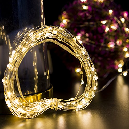 Weihnachtsbeleuchtung Led Batterie.Loende Weihnachtsbeleuchtung Lichterkette Batterie B