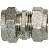 Kupferrohr Klemm Kupplung 18 mm