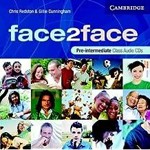 face2face Pre-intermediate Class CDs