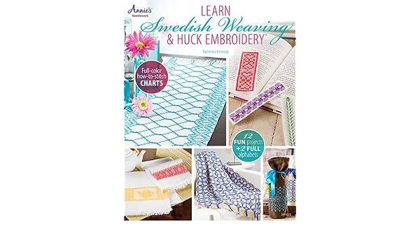 Buy Learn Swedish Weaving Huck Embroidery Annies Needlework