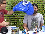 Clip: Water Bomb Lego Build Battle, Deadpool Duck and a Lego Jungle City Review