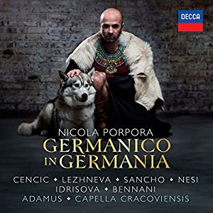 Germanico in Germania from Universal Music Group