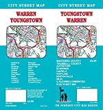 Youngstown / Warren / Trumbull / Mahoning Counties, OH Street Map by GM Johnson (2014-02-18)
