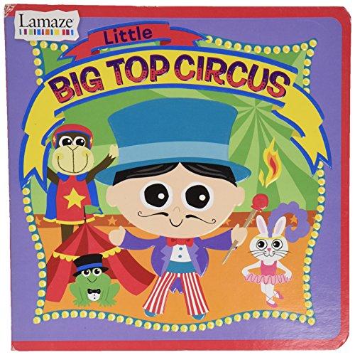Lamaze - Petit Livre sur le Cirque - en Anglais