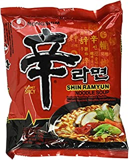 Nong Shim Shin Ramyun Noodle - 20 Packets (B0082EGQ4U) | Amazon price tracker / tracking, Amazon price history charts, Amazon price watches, Amazon price drop alerts