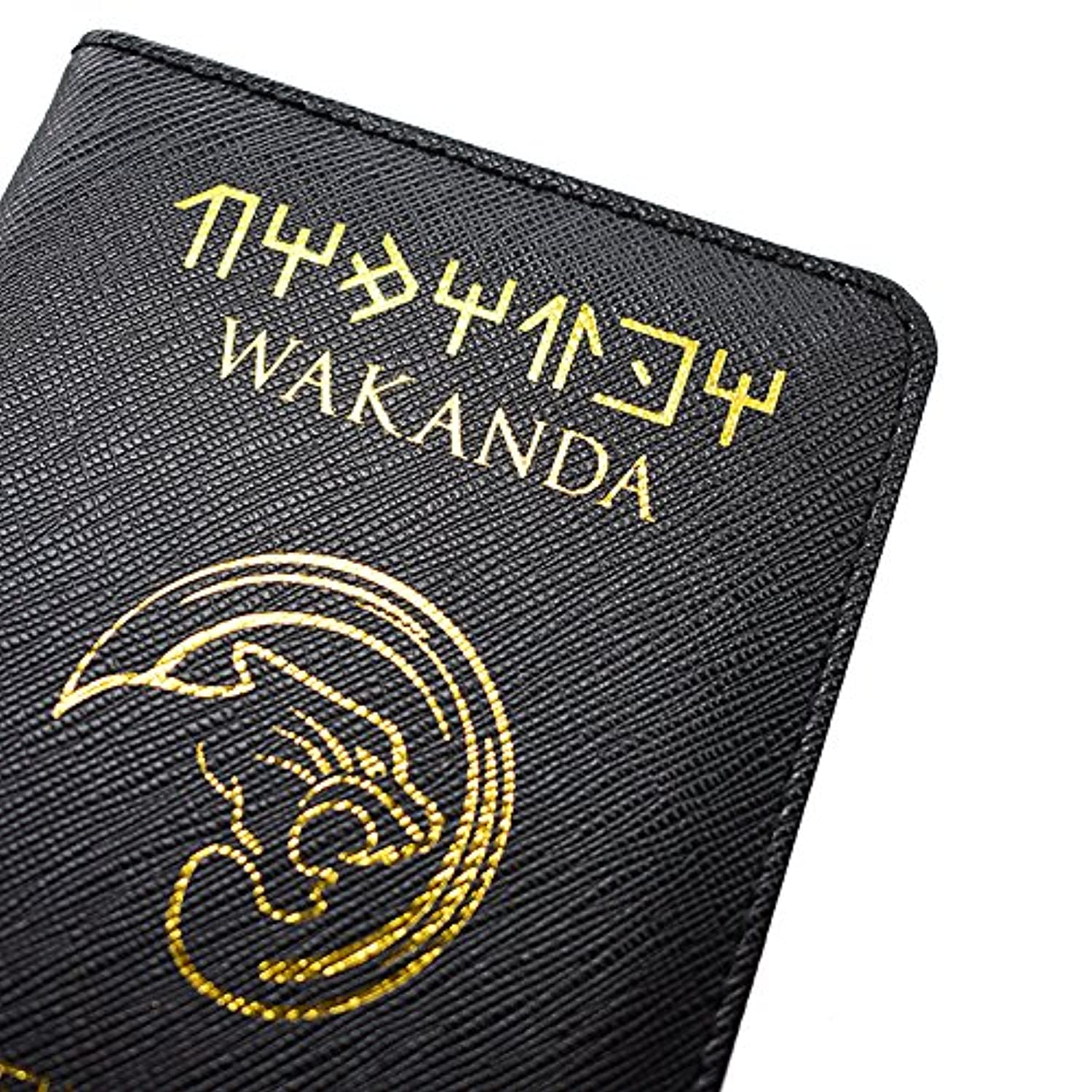 1a0c37b2a018 Passeport Wakanda - Protège-passeport - couvre passeport Housse de protection  passeport international panther