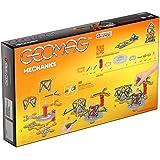 Geomag 722- Mechanics Multicolor, 146 Pieces