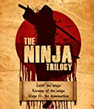 The Ninja Trilogy (Enter The Ninja / Revenge Of The Ninja / Ninja III: The Domination) Dual Format (Blu-ray & DVD)