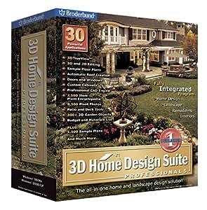 3D Home Design Suite Professional 5