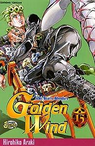 Golden Wind - Jojo's Bizarre Adventure Saison 5 Edition simple Tome 15