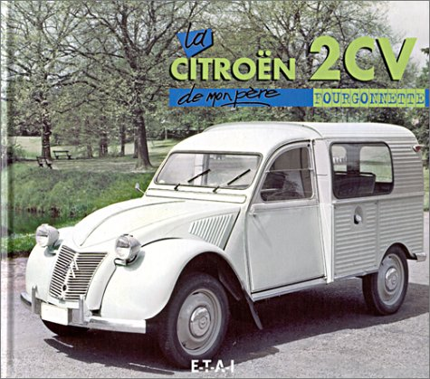La Citroën 2CV fourgonnette