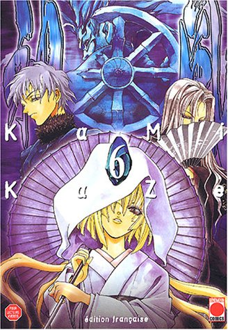 Kamikaze, tome 6 par Satoshi Shiki