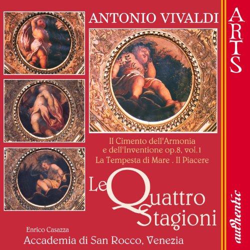 Concerto In Mi Maggiore Op.8 No.1 Rv269, F.I/22, La Primavera - Spring: I. Allegro