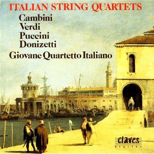 String Quartet In E Minor: Scherzo fuga (Allegro assai mosso)