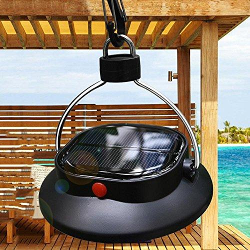 HAIYUANNAN Luces De Camping Solares Tercer Equipo Atenuación IluminacióN LED Emergencia TeléFono Recargable