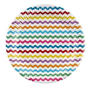 Neviti 678252Carnaval placa, olas multicolor