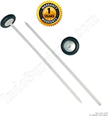 IndoSurgicals Queen Square Pattern Knee Hammer - 1 Pc.