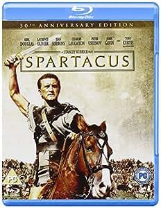 Spartacus [Blu-ray] [1960]