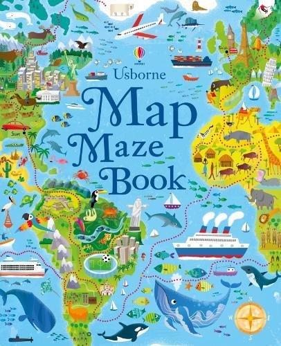 Map Mazes por Sam Smith