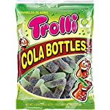 Trolli Sour Cola Bottles Gominolas - 100 gr