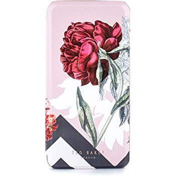 e0804bea7 Ted Baker Premium Quality EMMARE Mirror Folio Case for iPhone 8 Plus   7  Plus - Highly Protective Cover for Womens Girls - Palace Gardens