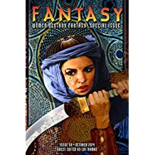 Fantasy Magazine, October 2014: Women Destroy Fantasy! Special Issue
