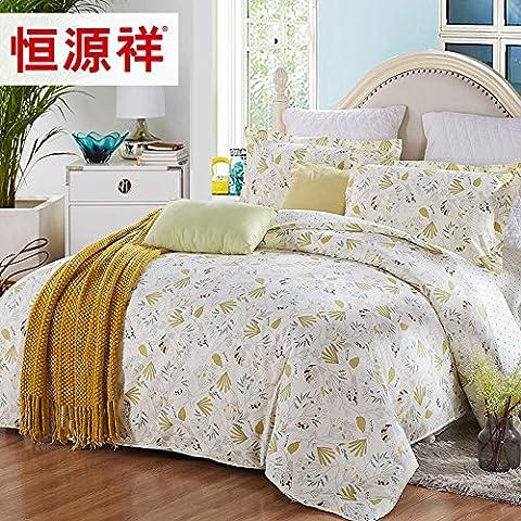 MSAJ-Quattro pezzi di biancheria da letto set/federa/Quilt/copertine