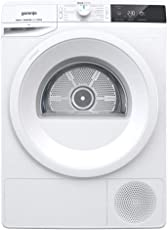 Gorenje DE 83/GI Wärmepumpentrockner - 8 kg, Weiß, A+++