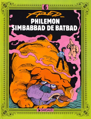 Philémon, tome 6 : Simbabbad de Batbad