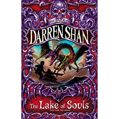 The Lake of Souls (Saga of Darren Shan) by Shan, Darren (Reissue) edition (2009) - Pro Reissue