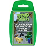 Top Trumps Unofficial & Independent Guide to Minecraft Card Game