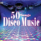 Best Dance Music Cds - 3CD 50 Songs Disco Music, Gloria Gaynor, Donna Review