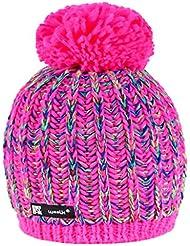Unisex Beanie hat Bonnet d'hiver chaud Fashion SKI SNOWBOARD Sport doublure polaire 100% Laine