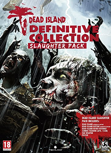 Dead Island Definitive Collection Slaughter Pack - Limited - PlayStation 4