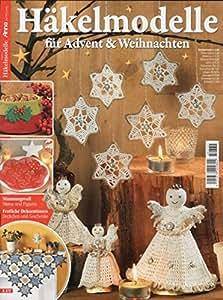 Oz Verlag Anna Special Häkelmodelle Für Advent Weihnachten A
