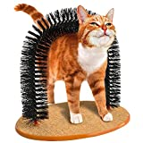 Best As Seen On TV Pet Toys - Boodtag Cat Scratching Post Pet Arch Self Groomer Review
