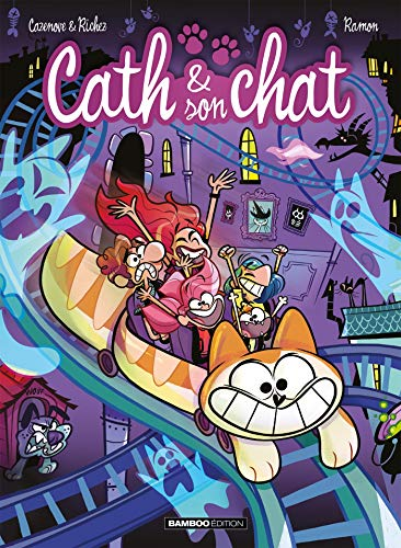 Cath et son chat - Tome 8 (BAMB.FILLE) por Ramon
