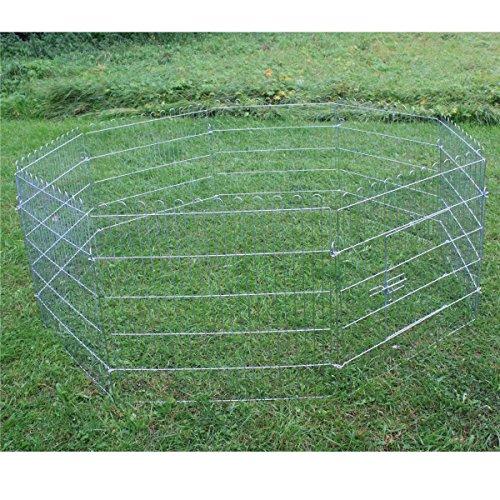 freilaufgehege-8-eck-kostenloser-versand-hasen-auslauf-freigehege-kaninchen-nager-freilauf