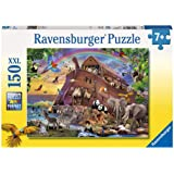 Ravensburger - 100385 - Puzzle Voyage À Bord De L'arche 150 Pièces