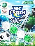 WC-Frisch WC - Duftspüler KRAFT AKTIV TOOOR - LIMITIERTE FUSSBALL