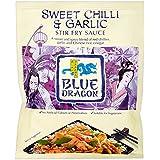 Blue Dragon - Salsa para hacer sofritos - Chile y ajo - 120 g - Paquete de 2 unidades
