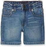 Tommy Hilfiger Baby-Jungen Randy Relaxed NYMST Shorts Blau (New York Mid Stretch 911), Herstellergröße: 92