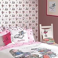 Roald Dahl Matilda Wallpaper - Muriva 601525 by Muriva