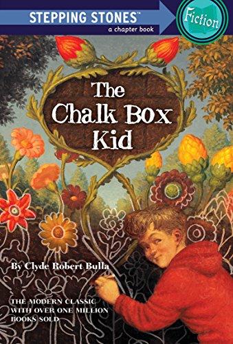 The Chalk Box Kid (A Stepping Stone Book(TM)) (English Edition)