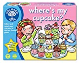 Orchard Toys Where's my Cupcake? - Orchard Toys - amazon.co.uk